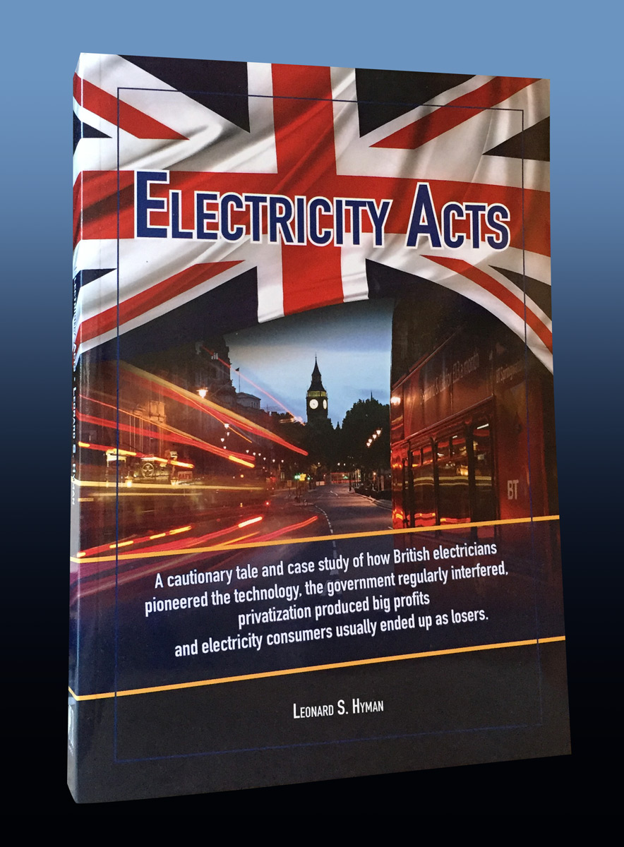 Electricity Acts Cover